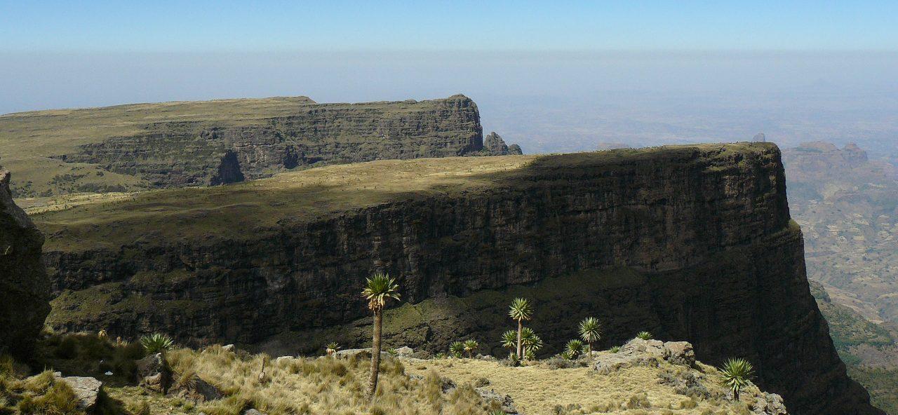 simien etiopia
