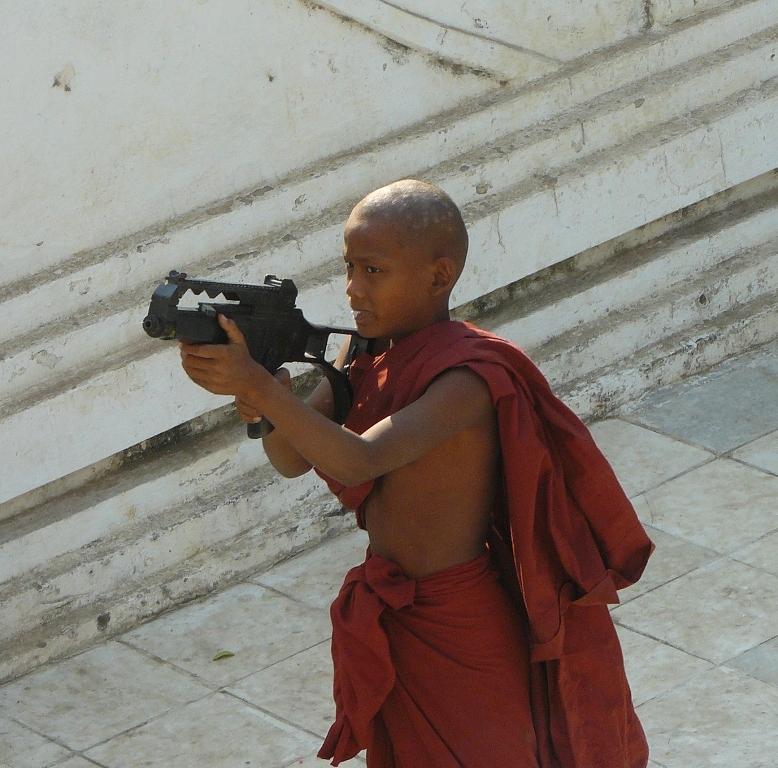 amarapura,birmania,foto di viaggi