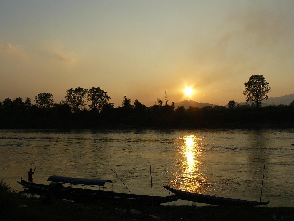 Huay Xai,Laos,foto di viaggi