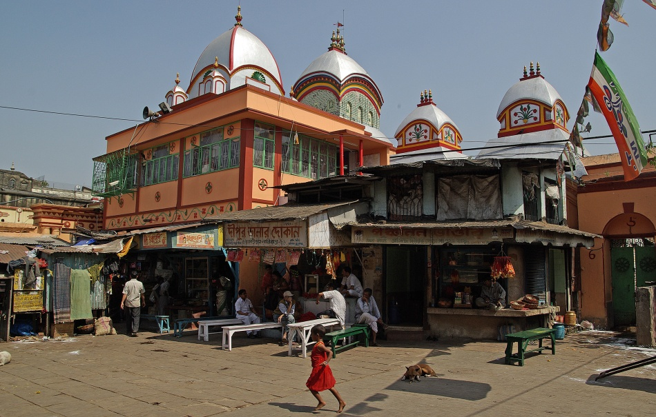 calcutta kalighat temple