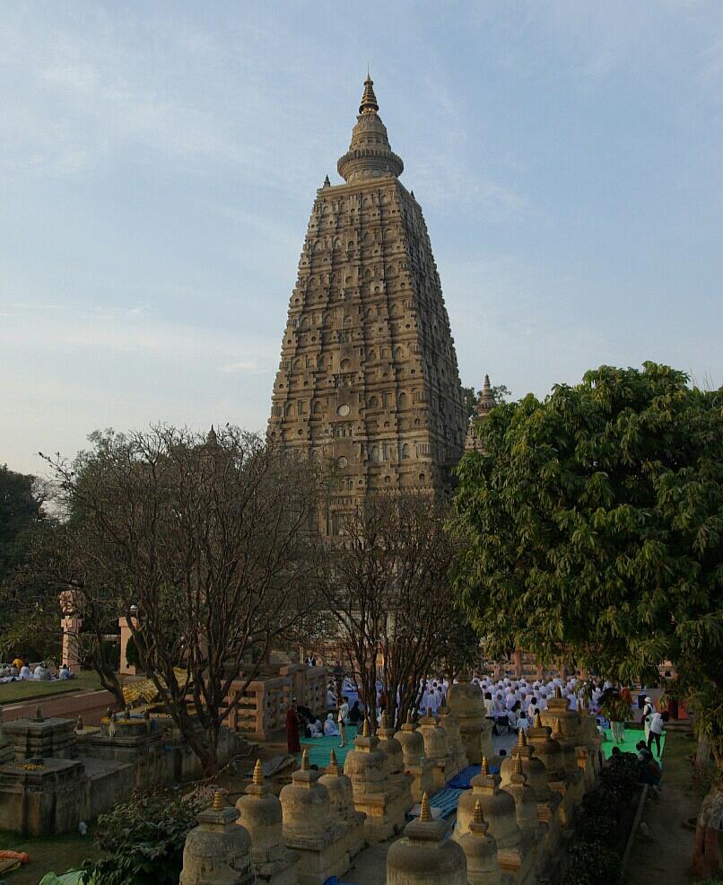 Bodhgaya Vagabondo Del Dharma