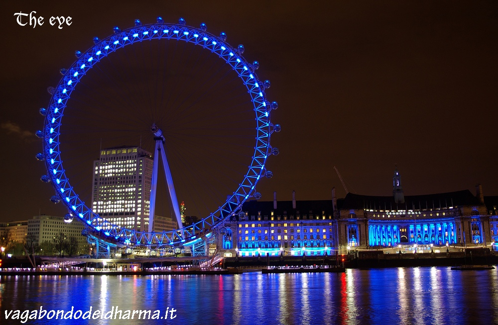 the eye,londra